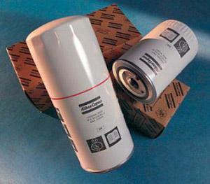 oil filter Atlas copco, loc nhot may nen khi Atlas copco, ra dầu cổ hút máy nén khí Atlas copco