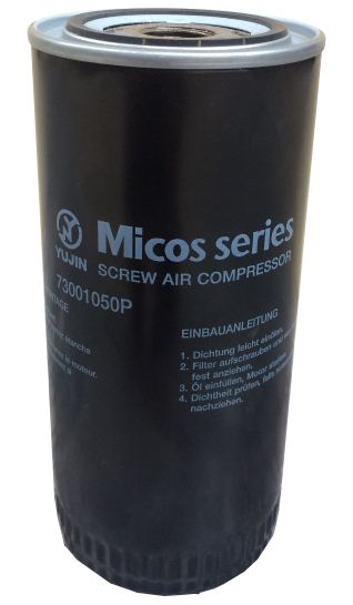 lọc dầu máy nén khí Micos 22,lọc dầu máy nén khí Micos 22V,loc dau may nen khi Micos 22, loc nhớt máy nén khí Micos 22, W962,lọc dầu máy nén khí Micos, Oil filter,lọc dầu máy nén khí Micos 73001050P,lọc dầu 73001050P